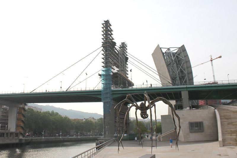 Andamios Singulares Puente La Salve