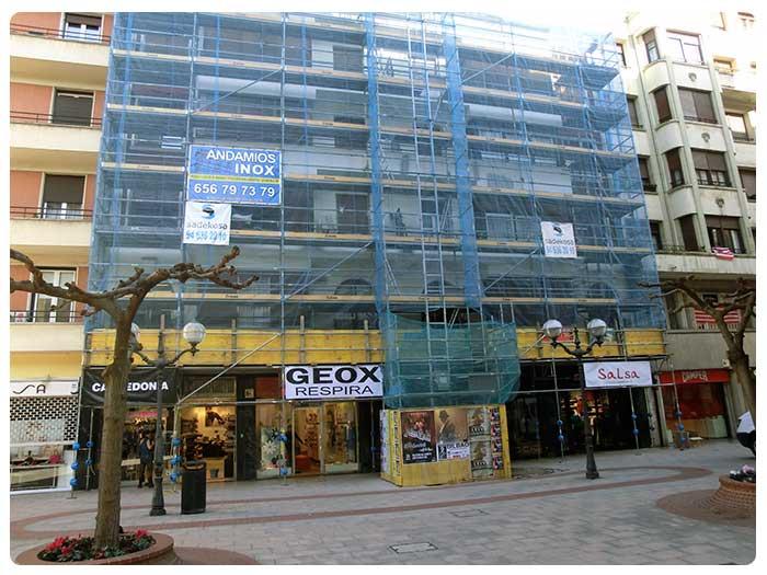 Montamateriales INOX en Bilbao